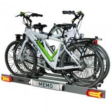 Zorro 3bike, foldable bike carrier for three (eletric) bicycles