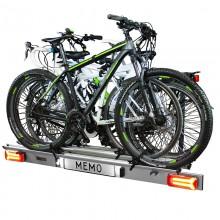 Zorro 4bike, foldable bike carrier for four (eletric) bicycles