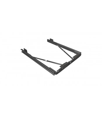 Chassis extension and reinforcement kit Hymer Exsis (2019-)