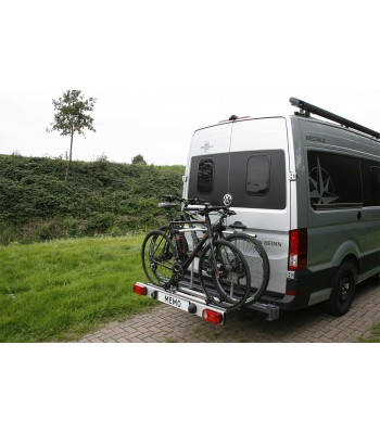 Van-Star, swing away bicycle carrier for Volkswagen New Crafter