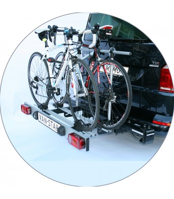 Van-Star, swing-away bicycle carrier Volkswagen T5/T6