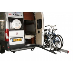 Bike carriers for Van conversions & campervans