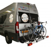 Van-Star bike carrier for Fiat Ducato campervans