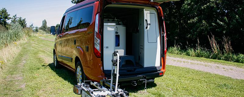 Van-Swing for Ford Transit Custom