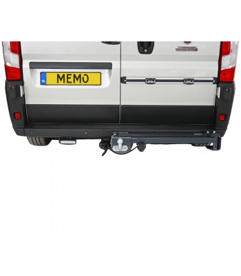 Van-Swing, pivoting towbar module for van conversion (Volkswagen T5/T6)