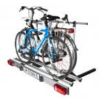 Bike carriers for motorhomes