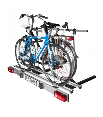 M-Star, foldable motorhome bicycle carrier